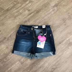 NWT FASHION NOVA HIGH WAISTED JEAN SHORTS
